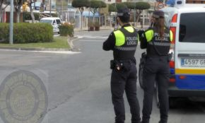 La Policia Local deté un conductor que s'havia fugat d'un accident a Salou i va produir un segon accident a Vilafortuny